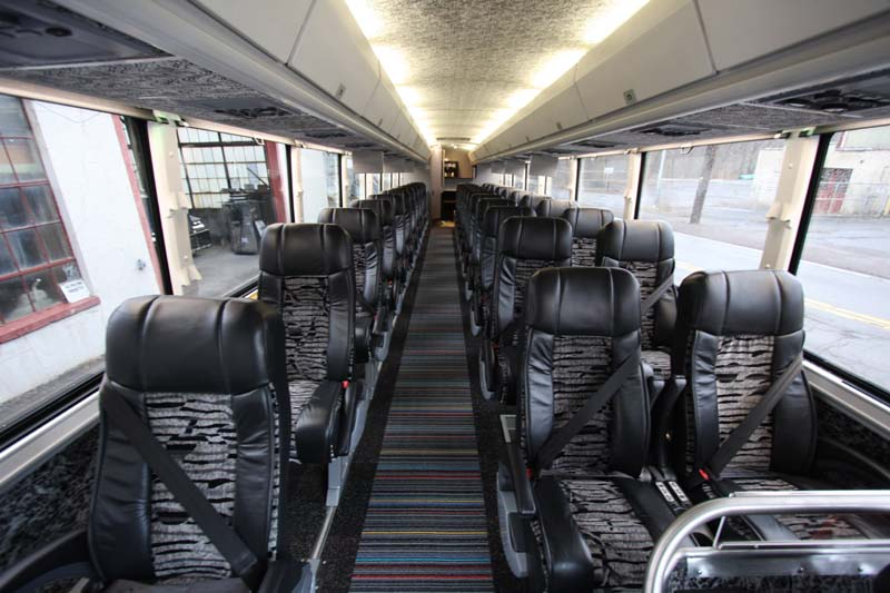 Bus Conversion Shop - Custom Coach & Used Bus Sales